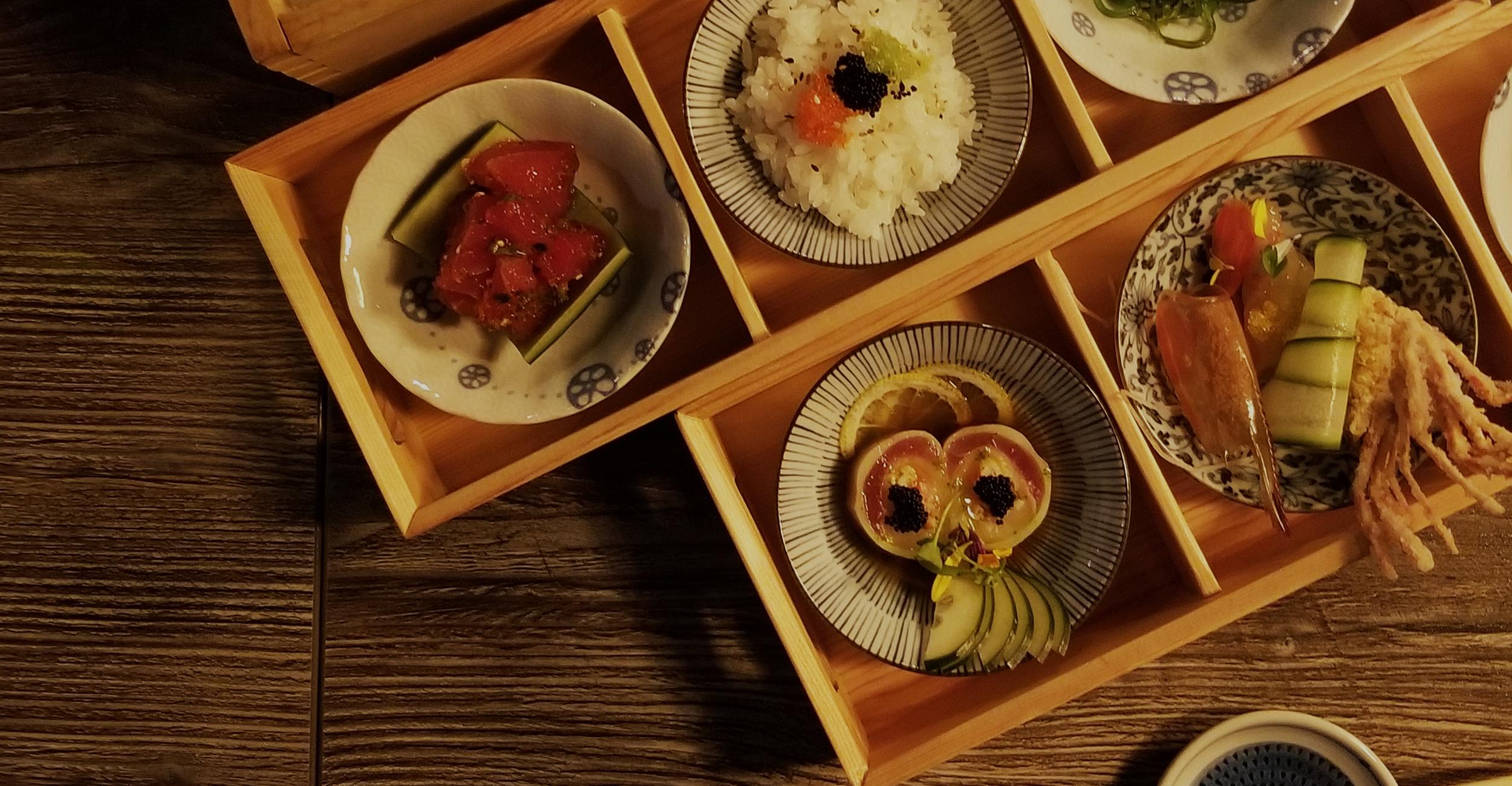 SASA Sushi Restaurant located in Dallas, Texas